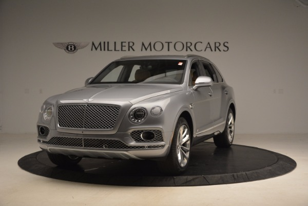 New 2018 Bentley Bentayga for sale Sold at Pagani of Greenwich in Greenwich CT 06830 1