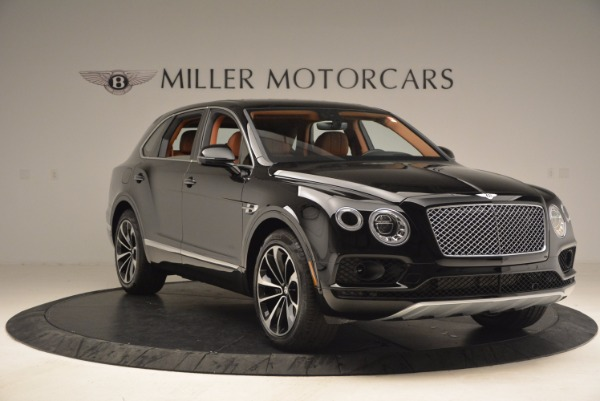 Used 2018 Bentley Bentayga Onyx Edition for sale $147,900 at Pagani of Greenwich in Greenwich CT 06830 11