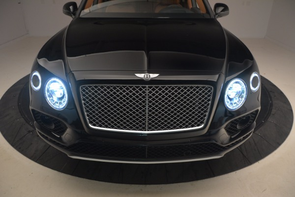Used 2018 Bentley Bentayga Onyx Edition for sale $149,900 at Pagani of Greenwich in Greenwich CT 06830 16