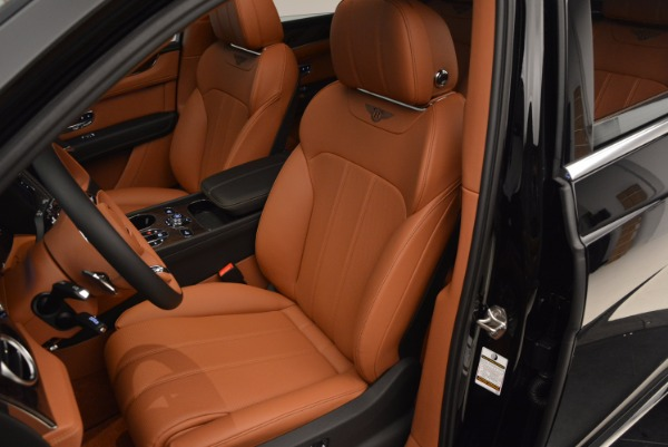 New 2018 Bentley Bentayga Onyx for sale Sold at Pagani of Greenwich in Greenwich CT 06830 23
