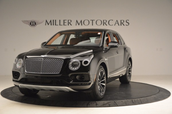New 2018 Bentley Bentayga Onyx for sale Sold at Pagani of Greenwich in Greenwich CT 06830 1