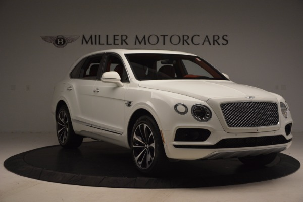 New 2018 Bentley Bentayga Onyx Edition for sale Sold at Pagani of Greenwich in Greenwich CT 06830 11