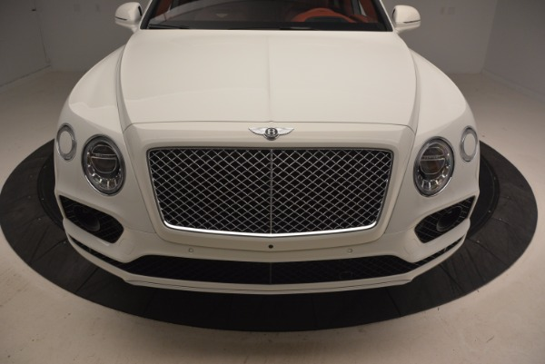 New 2018 Bentley Bentayga Onyx Edition for sale Sold at Pagani of Greenwich in Greenwich CT 06830 13