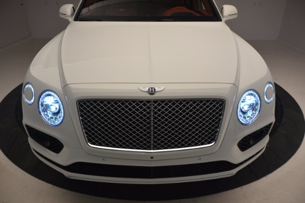 New 2018 Bentley Bentayga Onyx Edition for sale Sold at Pagani of Greenwich in Greenwich CT 06830 16