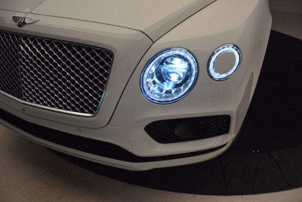 New 2018 Bentley Bentayga Onyx Edition for sale Sold at Pagani of Greenwich in Greenwich CT 06830 17
