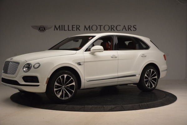 New 2018 Bentley Bentayga Onyx Edition for sale Sold at Pagani of Greenwich in Greenwich CT 06830 2