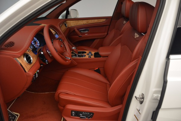 New 2018 Bentley Bentayga Onyx Edition for sale Sold at Pagani of Greenwich in Greenwich CT 06830 24