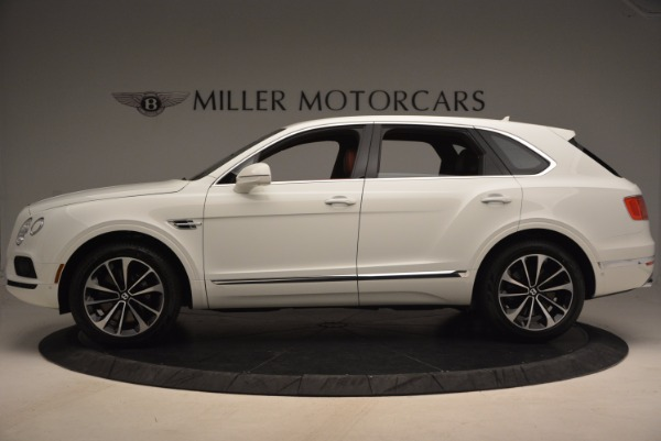 New 2018 Bentley Bentayga Onyx Edition for sale Sold at Pagani of Greenwich in Greenwich CT 06830 3
