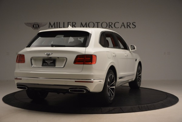 New 2018 Bentley Bentayga Onyx Edition for sale Sold at Pagani of Greenwich in Greenwich CT 06830 7