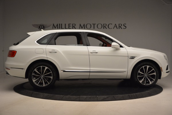 New 2018 Bentley Bentayga Onyx Edition for sale Sold at Pagani of Greenwich in Greenwich CT 06830 9