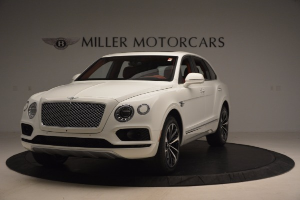 New 2018 Bentley Bentayga Onyx Edition for sale Sold at Pagani of Greenwich in Greenwich CT 06830 1