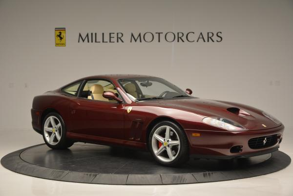Used 2003 Ferrari 575M Maranello 6-Speed Manual for sale Sold at Pagani of Greenwich in Greenwich CT 06830 10