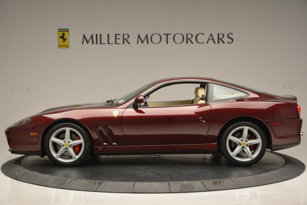 Used 2003 Ferrari 575M Maranello 6-Speed Manual for sale Sold at Pagani of Greenwich in Greenwich CT 06830 3