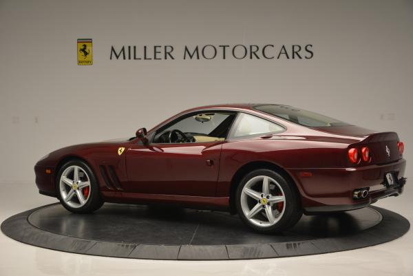 Used 2003 Ferrari 575M Maranello 6-Speed Manual for sale Sold at Pagani of Greenwich in Greenwich CT 06830 4