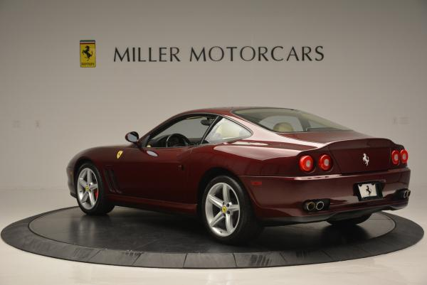 Used 2003 Ferrari 575M Maranello 6-Speed Manual for sale Sold at Pagani of Greenwich in Greenwich CT 06830 5