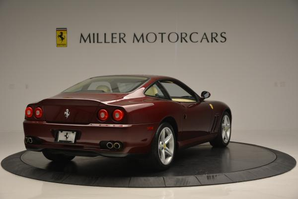 Used 2003 Ferrari 575M Maranello 6-Speed Manual for sale Sold at Pagani of Greenwich in Greenwich CT 06830 7