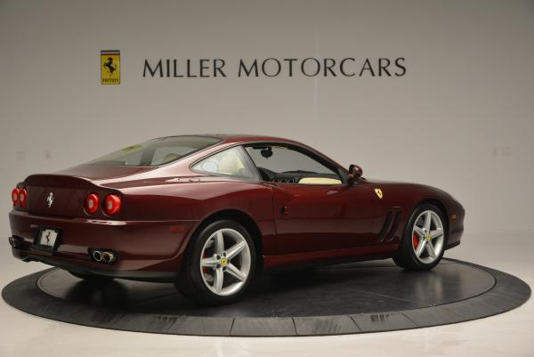 Used 2003 Ferrari 575M Maranello 6-Speed Manual for sale Sold at Pagani of Greenwich in Greenwich CT 06830 8