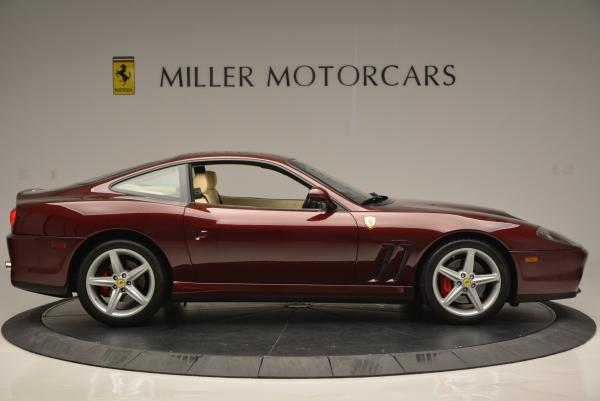 Used 2003 Ferrari 575M Maranello 6-Speed Manual for sale Sold at Pagani of Greenwich in Greenwich CT 06830 9