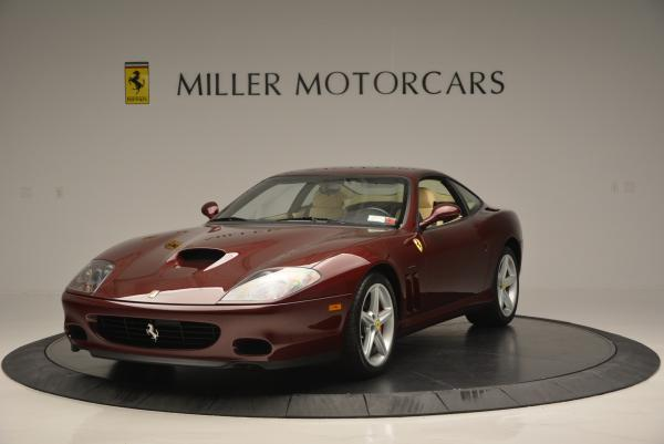 Used 2003 Ferrari 575M Maranello 6-Speed Manual for sale Sold at Pagani of Greenwich in Greenwich CT 06830 1