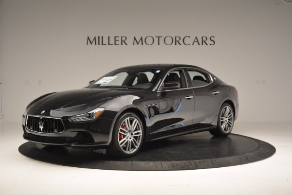 New 2017 Maserati Ghibli SQ4 for sale Sold at Pagani of Greenwich in Greenwich CT 06830 2