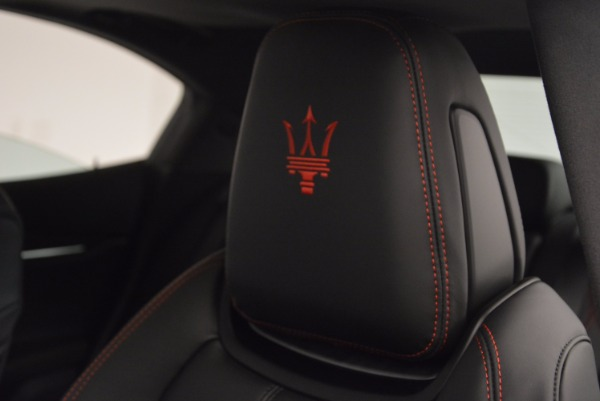 New 2017 Maserati Ghibli SQ4 for sale Sold at Pagani of Greenwich in Greenwich CT 06830 22