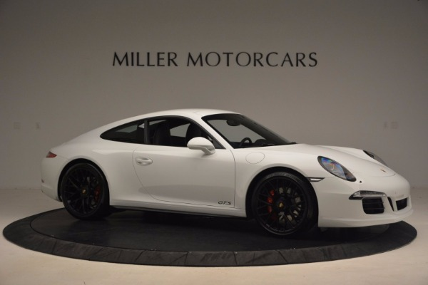 Used 2015 Porsche 911 Carrera GTS for sale Sold at Pagani of Greenwich in Greenwich CT 06830 10
