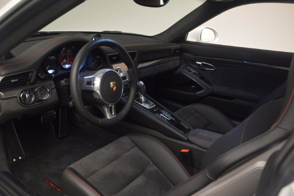 Used 2015 Porsche 911 Carrera GTS for sale Sold at Pagani of Greenwich in Greenwich CT 06830 17