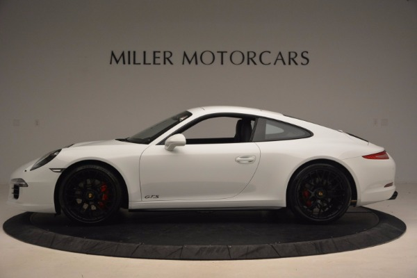 Used 2015 Porsche 911 Carrera GTS for sale Sold at Pagani of Greenwich in Greenwich CT 06830 3
