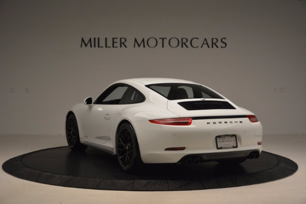 Used 2015 Porsche 911 Carrera GTS for sale Sold at Pagani of Greenwich in Greenwich CT 06830 5