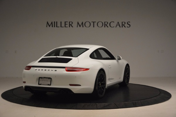 Used 2015 Porsche 911 Carrera GTS for sale Sold at Pagani of Greenwich in Greenwich CT 06830 7
