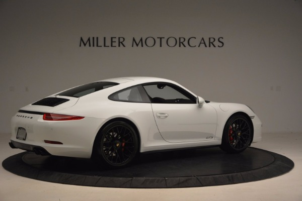 Used 2015 Porsche 911 Carrera GTS for sale Sold at Pagani of Greenwich in Greenwich CT 06830 8