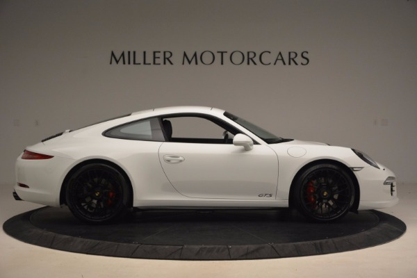 Used 2015 Porsche 911 Carrera GTS for sale Sold at Pagani of Greenwich in Greenwich CT 06830 9