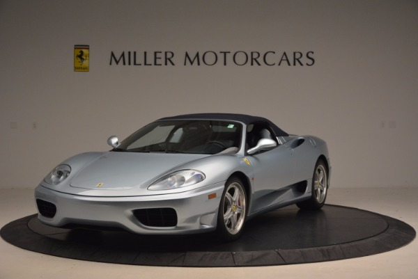 Used 2003 Ferrari 360 Spider 6-Speed Manual for sale Sold at Pagani of Greenwich in Greenwich CT 06830 13