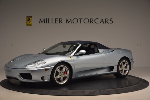 Used 2003 Ferrari 360 Spider 6-Speed Manual for sale Sold at Pagani of Greenwich in Greenwich CT 06830 14