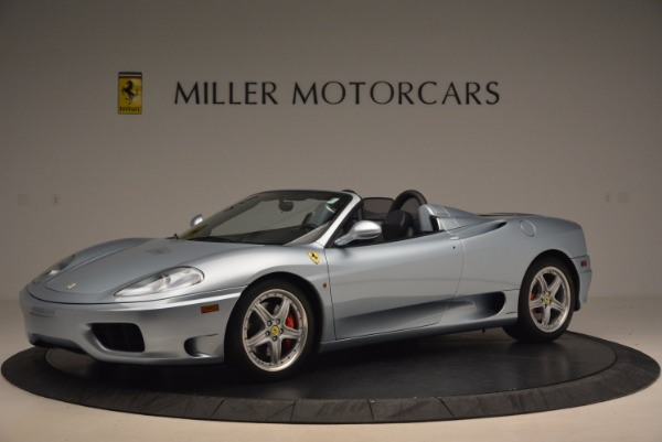 Used 2003 Ferrari 360 Spider 6-Speed Manual for sale Sold at Pagani of Greenwich in Greenwich CT 06830 2