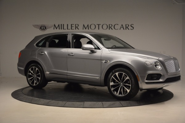 New 2018 Bentley Bentayga Onyx for sale Sold at Pagani of Greenwich in Greenwich CT 06830 10
