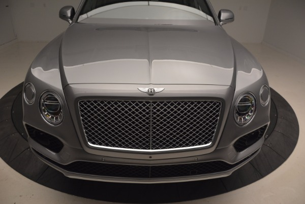 New 2018 Bentley Bentayga Onyx for sale Sold at Pagani of Greenwich in Greenwich CT 06830 13