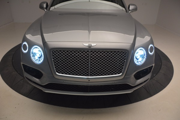 New 2018 Bentley Bentayga Onyx for sale Sold at Pagani of Greenwich in Greenwich CT 06830 16