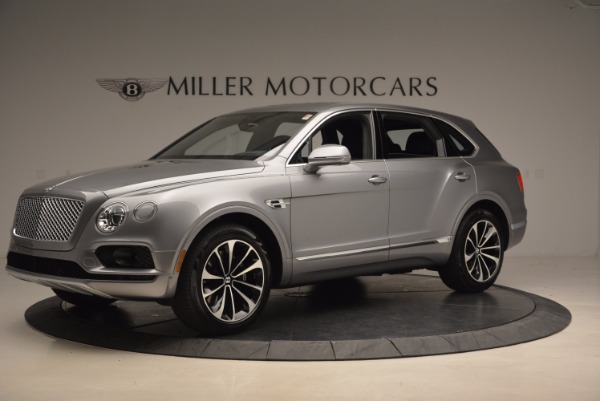 New 2018 Bentley Bentayga Onyx for sale Sold at Pagani of Greenwich in Greenwich CT 06830 2