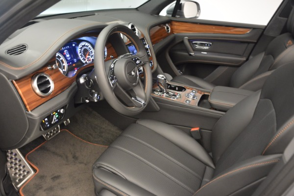 New 2018 Bentley Bentayga Onyx for sale Sold at Pagani of Greenwich in Greenwich CT 06830 25