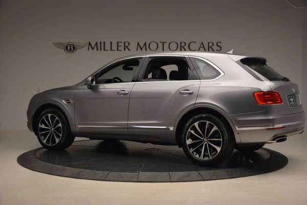 New 2018 Bentley Bentayga Onyx for sale Sold at Pagani of Greenwich in Greenwich CT 06830 4