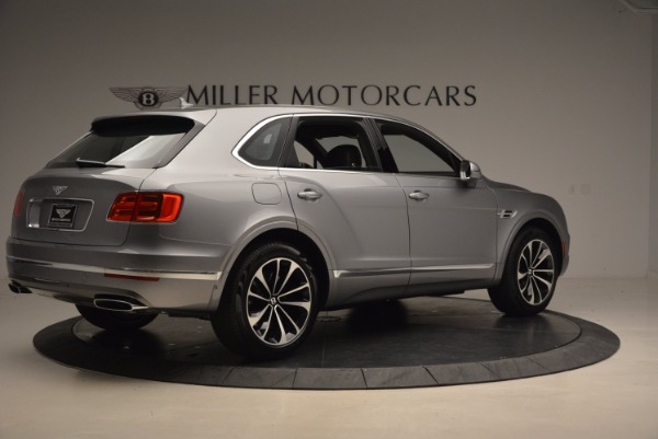 New 2018 Bentley Bentayga Onyx for sale Sold at Pagani of Greenwich in Greenwich CT 06830 8