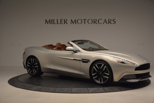 Used 2015 Aston Martin Vanquish Volante for sale Sold at Pagani of Greenwich in Greenwich CT 06830 10