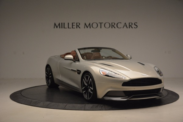 Used 2015 Aston Martin Vanquish Volante for sale Sold at Pagani of Greenwich in Greenwich CT 06830 11