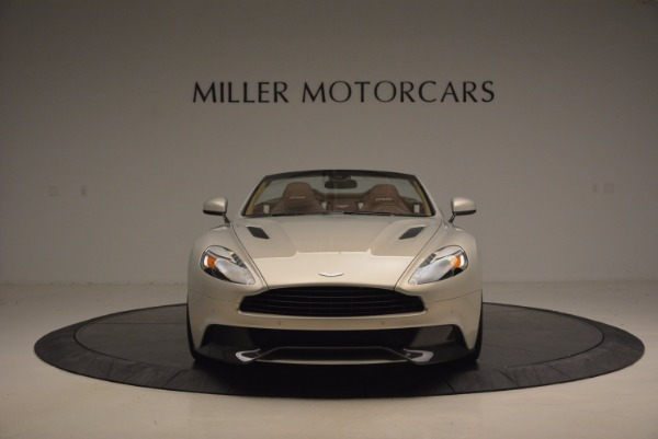 Used 2015 Aston Martin Vanquish Volante for sale Sold at Pagani of Greenwich in Greenwich CT 06830 12