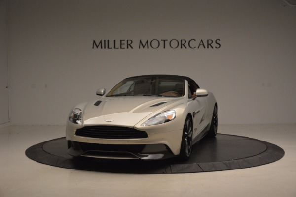 Used 2015 Aston Martin Vanquish Volante for sale Sold at Pagani of Greenwich in Greenwich CT 06830 13