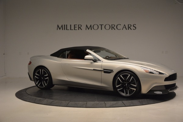 Used 2015 Aston Martin Vanquish Volante for sale Sold at Pagani of Greenwich in Greenwich CT 06830 18