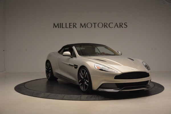 Used 2015 Aston Martin Vanquish Volante for sale Sold at Pagani of Greenwich in Greenwich CT 06830 19
