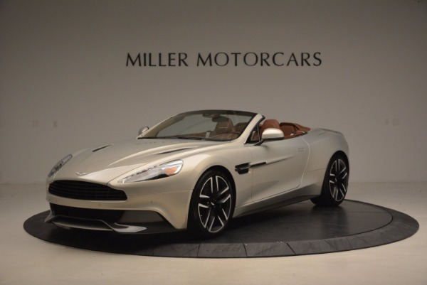 Used 2015 Aston Martin Vanquish Volante for sale Sold at Pagani of Greenwich in Greenwich CT 06830 2