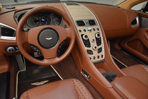 Used 2015 Aston Martin Vanquish Volante for sale Sold at Pagani of Greenwich in Greenwich CT 06830 21